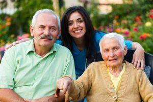 Image: Essential Caregivers Visits
